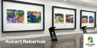 Izložba Roberta Rebernaka